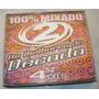 Cd Coletãnea - 4 Cds - As Melhores Da Década Vol. 2 - Mixado