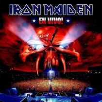 Cd Iron Maiden - En Vivo! Com 2 Cds (978855)