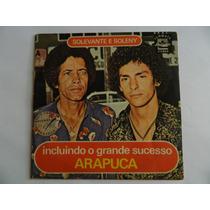 Solevante E Soleny 1981 Arapuca - Compacto Ep