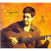 Cd Raimundo Fagner - Uma Canção Na Rádio (pac) - Novo***
