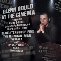 Cd Glenn Gould At The Movies