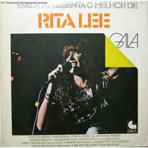 Rita Lee Lp Gala 79 Apresenta O Melhor De Rita Lee Mutantes