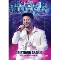 Cristiano Araujo Dvd + Cd Originais