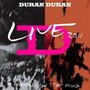 Cd Duran Duran - Live 2011 - A Diamond In The Mind (lacrado)