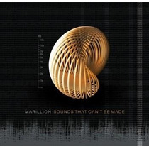Marillion - Sounds That Cant Be Made R$ 19,90 + Frete