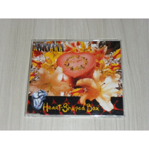 Cd Nirvana - Heart-shaped Box (single Francês)
