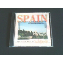 Cd Real World Music By Worldscapes - Spain