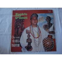 Oba Kawo-lp-vinil-rogerio D Oxala-candomble-umbanda-mpb