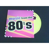 Cd Music From The 80