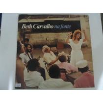 Disco De Vinil Lp Beth Carvalho Na Fonte Lindoooo##