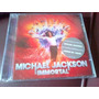 Cd Michael Jackson - Immortal (lacrado)