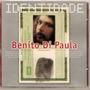 Cd Benito Di Paula - Identidade - Novo***