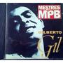 Cd Gilberto Gil - Mestres Da Mbp (sucessos)