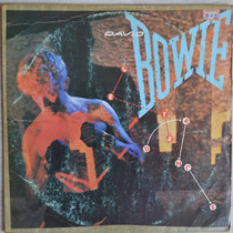 Lp Vinil - David Bowie - Lets Dance - 1983