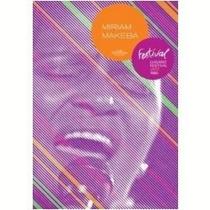 Dvd Miriam Makeba - Lugano Festival Jazz 1985, Digipack