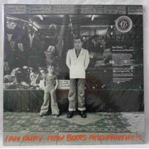 Ian Dury Lp Import Lacrado New Boots And Panties Vinil 180 G