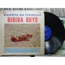 Biriba Boys Seu Conjunto V4 Garôta De Ipanema Lp Chantecler
