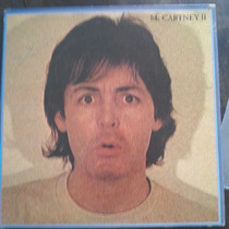 Paul Mc Cartney Ii Lp Capa Dupla+encarte Fc 36511