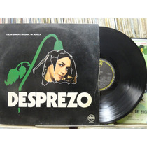 Desprezo Trilha Sonora Original Novela Sbt - Lp 1983 Stereo