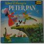 Peter Pan Lp Nacional Usado Trilha Do Desenho Walt Disney 87