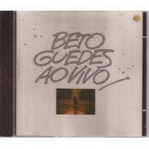 Cd Beto Guedes - Ao Vivo - Primeira Edição - Caetano Veloso