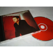 Cd Simply Red Greatest Hits / Usado / Nacional - Arte Som