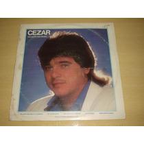 Vinil Lp Cezar - Viajante Solitário