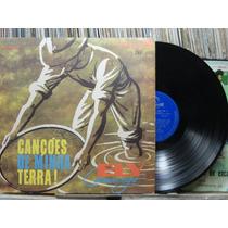 Ely Camargo Canções De Minha Terra Vol.2 Lp Chantecler 1963