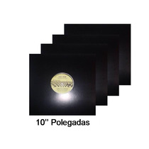 Capas Discos De Vinil 78 Rpm - Preta - 10 Unidades