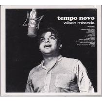 Wilson Miranda - Cd Tempo Novo - 1965 - Lacrado De Fábrica