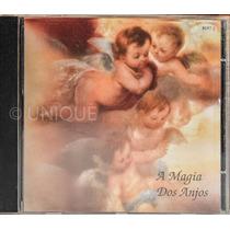 Cd - Monica Buonfliglio: A Magia Dos Anjos (como Novo)