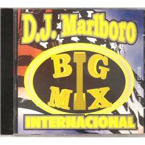 Cd Dj Marlboro - Big Mix Internacional - Funk Carioca