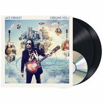 Ace Frehley - Origins Vol. 1 / Black 2-lp Gatefold + Cd