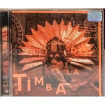 Cd - Timbalada: Mãe De Samba