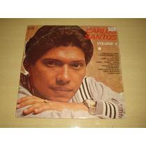 Vinil Lp Carlos Santos Volume 4