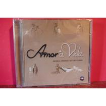 Amor A Vida-instrumental-2013-lacrado-edição Limitada