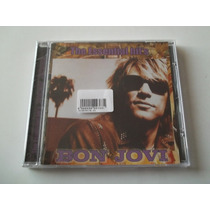 Bon Jovi - Cd The Essential Hits - Lacrado!!!!
