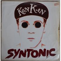 Lp Vinil - Kon Kan - Syntonic - 1990