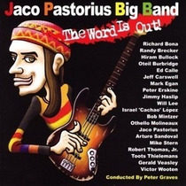 Cd Jaco Pastorius Big - Bandthe Word Is Out! (2006) Import.