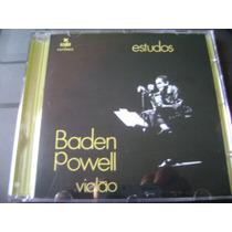 Cd Baden Powell- Estudos