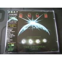 Cd Blur The Universal - Importado/japão