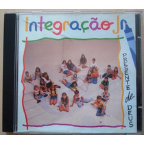 B2319 Cd Grupo Integração Junior - Presente De Deus, 1995. M