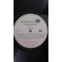 Mamonas Assassinas Lp Raro 1995 Sem Capa