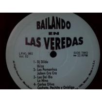 Lp Bailando Em Las Vegas Vol 02 C/ Los Vampiros Los Pamonha