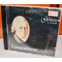 Cd - Caras Gênios Da Música 2 - Compositores 1 Mozart (novo)