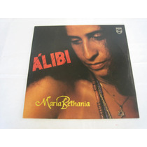 Maria Bethania - Álibi - 1978 - Lp