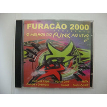 Furacão 2000 - O Melhor Do Funk Ao Vivo