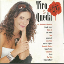 Cd Original Novela Tiro & Queda Nacional Rede Record