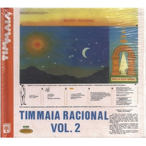 Cd Tim Maia - Racional Vol. 2 (novo/lacrado)