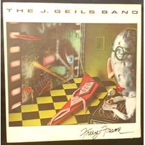 The J. Geils Band Freeze Frame - Lp Vinil